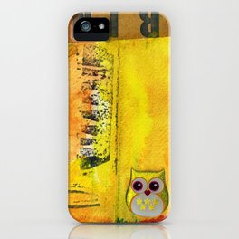 A color-washed life 12 iPhone Case