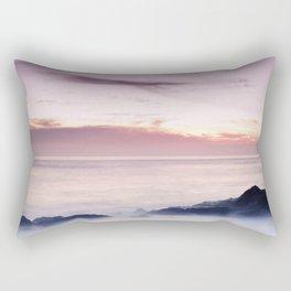 Oceans of Foreign Life Rectangular Pillow