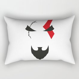 War God Rectangular Pillow