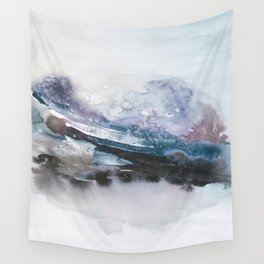 the beauty of impermanence II Wall Tapestry
