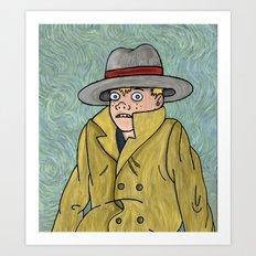 Vincent Adultman Art Print