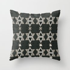 Art Deco Great Gatsby Pattern Throw Pillow