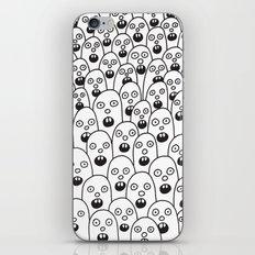 Shocking iPhone & iPod Skin