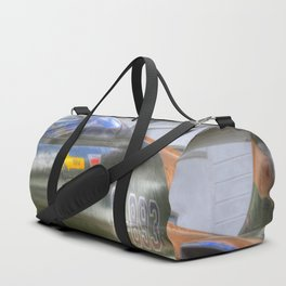 Turkish Air Force F104G Starfighter Duffle Bag