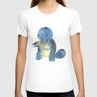 squirtle T-shirts featuring Squirtle by S3NTRYdesigns