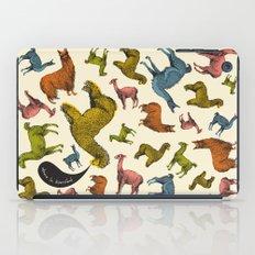 camelids iPad Case