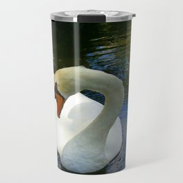 the Swan Travel Mug