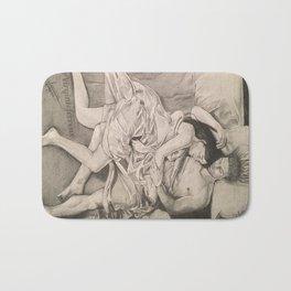 Cuddles and serenity (Fifty Shades Darker) Bath Mat