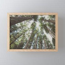 Higher Framed Mini Art Print