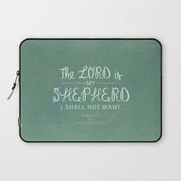 Psalm 23:1 Laptop Sleeve