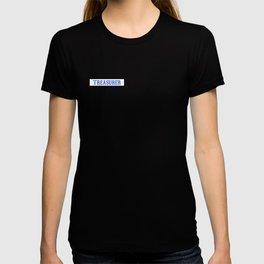 SAMCRO Patch - Treasurer T-shirt