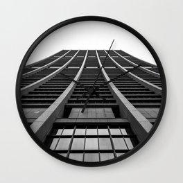 Stretch Wall Clock