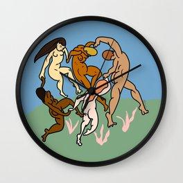La Dance Danse Wall Clock