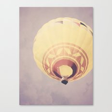 Beautiful Balloon from Below Canvas Print