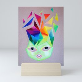 Mind Blowing Mini Art Print