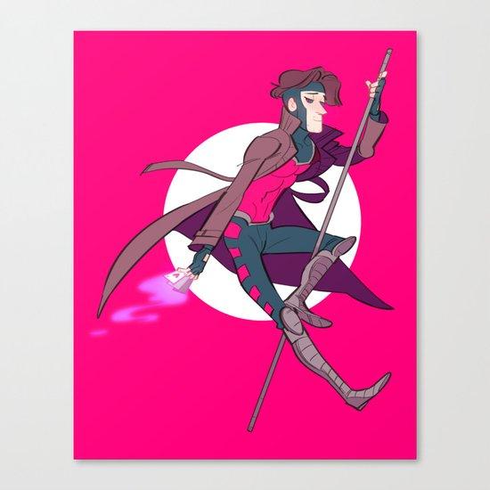 The Thief Canvas Print