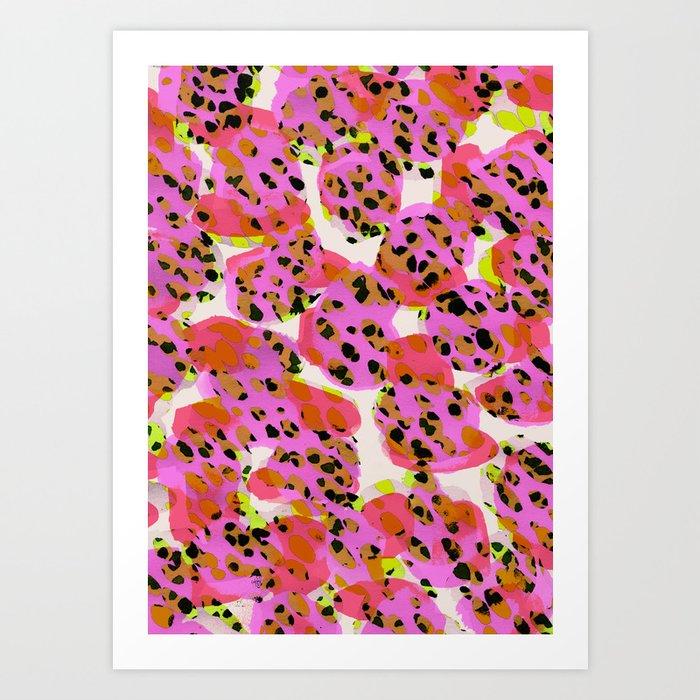Pattern 94 Art Print