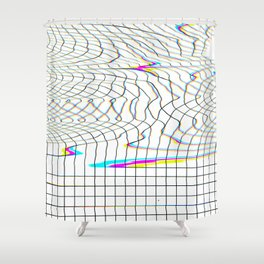 ERROR // 2 Shower Curtain