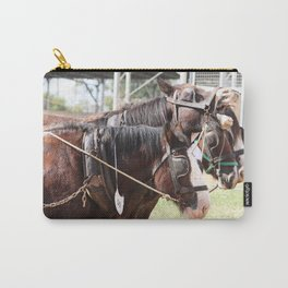 Clydesdales 4 Carry-All Pouch