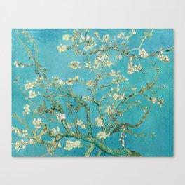 Van Gogh Almond Blossoms Painting Canvas Print