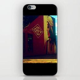 obey. iPhone Skin
