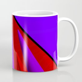 witch-hat red and violet Coffee Mug