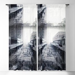 Snowfallen Ashes: Within These Years of Questionable Defeat Blackout Curtain