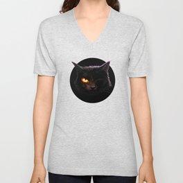 EAPoe's The Black Cat Unisex V-Neck
