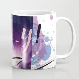 Tardis' Allons-y Coffee Mug