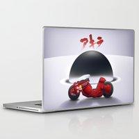 akira Laptop & iPad Skins featuring AKIRA by vsMJ