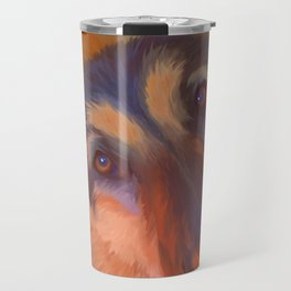 The Nose Travel Mug
