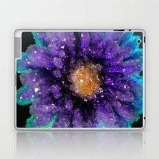 Crystalized Flowers Laptop & iPad Skin