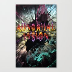 Abnormal Vision pt. 2 Canvas Print