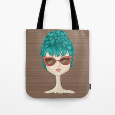 Basket Weave Tote Bag