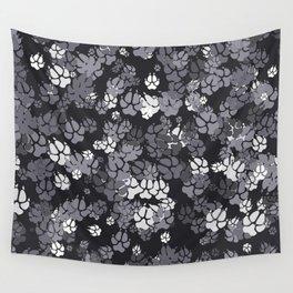 Canine Camo URBAN Wall Tapestry