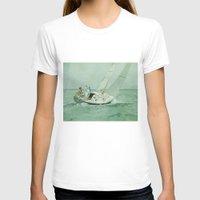 sail T-shirts featuring Sail by Mary Kilbreath