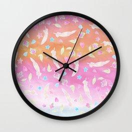 Bright Soul Wall Clock