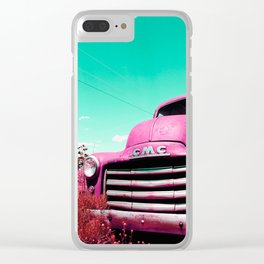 Desert Sculpture 1 Clear iPhone Case