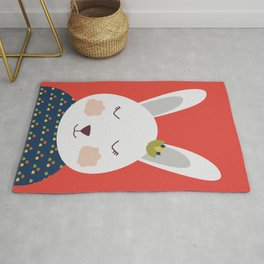 Romina Rabbit Rug