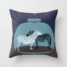 Embrace Yourself Throw Pillow
