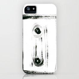 TAPE iPhone Case