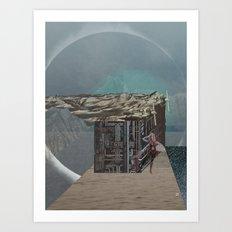 atmosphere 14 · Sweet Jane Art Print