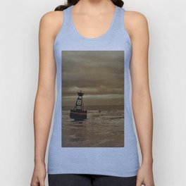 Sunrise at Perigian Unisex Tank Top