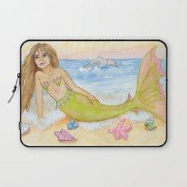 Seasprite Mermaid Laptop Sleeve