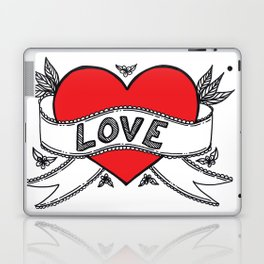 Declare your love! Laptop & iPad Skin