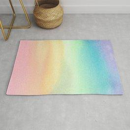 Pride Watercolor Wash Rug