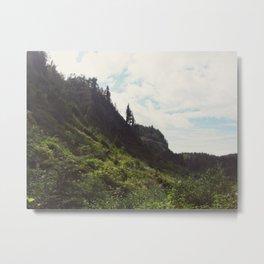 Secret Valley Metal Print