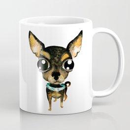 Cute chihuahua dog Coffee Mug