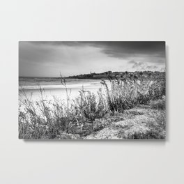 Beach in Ogunquit Metal Print