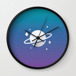 Planetary III Wall Clock